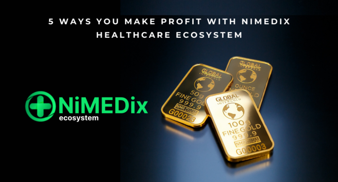 Make Profit with NiMEDix Healthcare Ecosystem