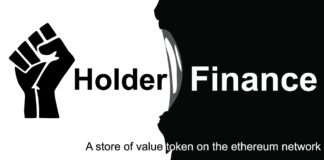 Holder Finance (HFI) Private Token Sale is Now Live